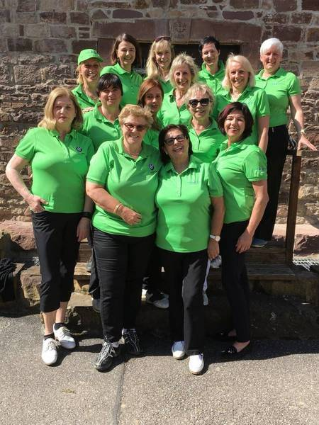 Damen AK 50: Golfclub Johannesthal